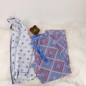 Victoria secret Mayfair pajama set top